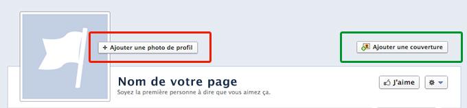 Photos profil Facebook