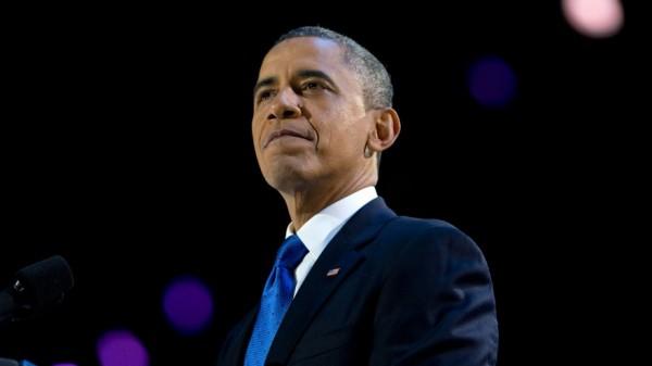 Obama discours public