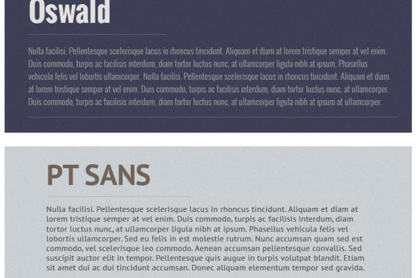 Top 10 : Les plus belles polices Google Fonts pour le web