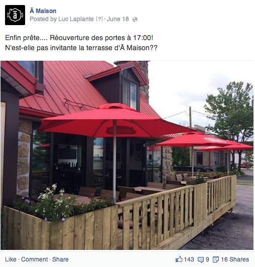Restaurant-A-Maison
