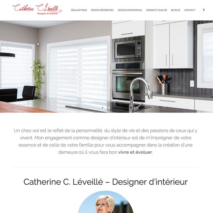 Catherine c l veill designer d 39 int rieur gu rilla web for Designers d interieur