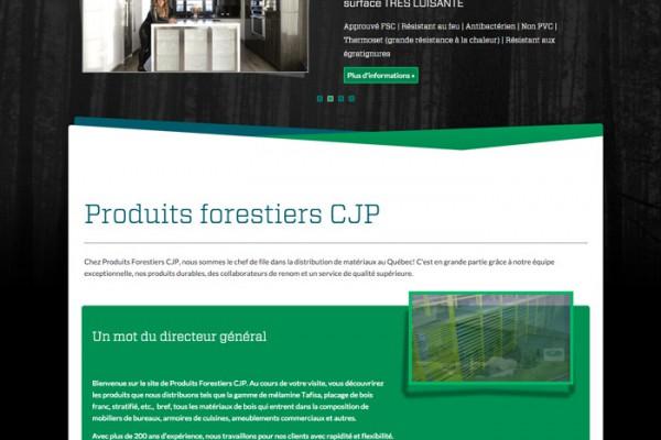 Produits Forestiers CJP