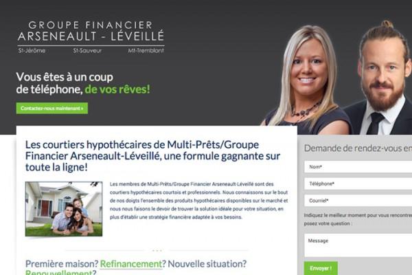 Groupe Financier Arsenault Léveillé