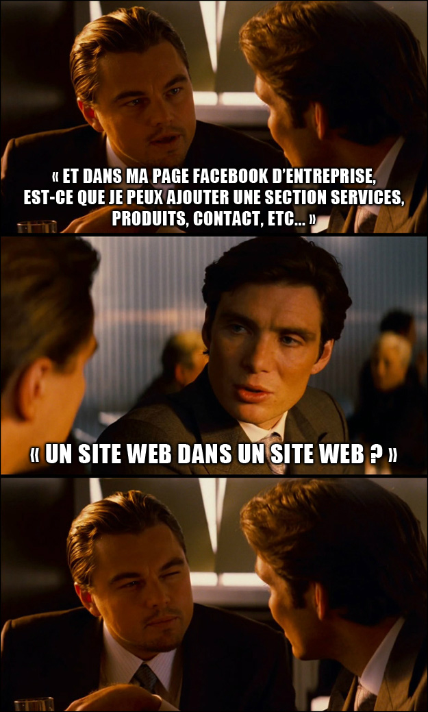 Meme Internet : Facebook