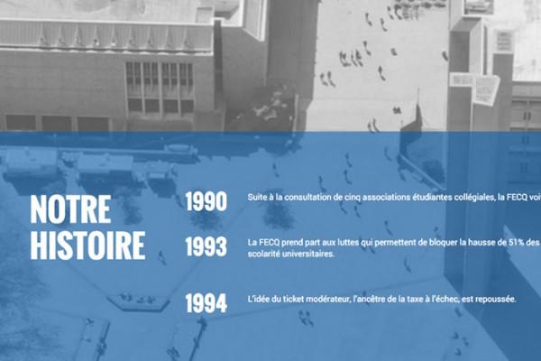 Fédération Étudiante Collégiale du Québec
